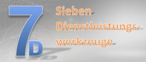 Sieben QM Werkzeuge D7
