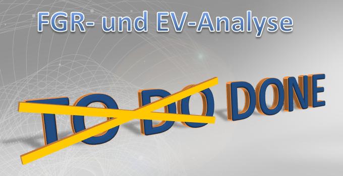 FGR- und EV-Analyse