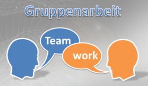 Gruppenarbeit Betriebsvereinbarung