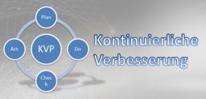KVP - Kontinuierliche Verbesserung durch PDCA
