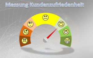 Messung Kundenzufriedenheit