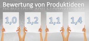 Bewertung von Produktideen Arbeitsanweisung Vorlage