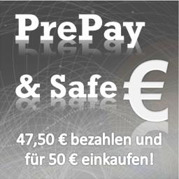 50€ Guthaben