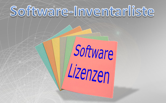 Software-Inventarliste