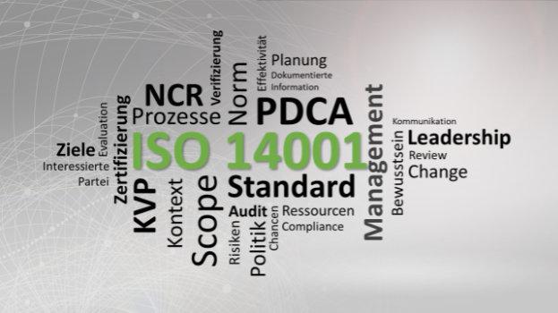 Der Weg zur neuen ISO 14001:2015