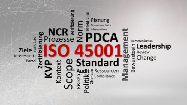 Der Weg zur neuen ISO 45001:2018