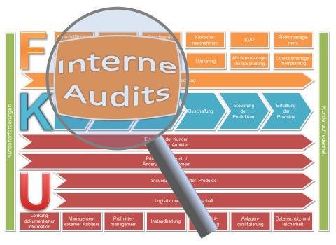Internes Audit Verfahrensanweisung