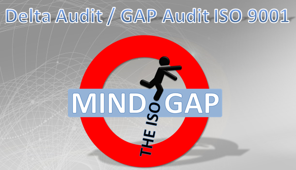 Mind the GAP - gute Gründe für ein Delta Audit / GAP Audit
