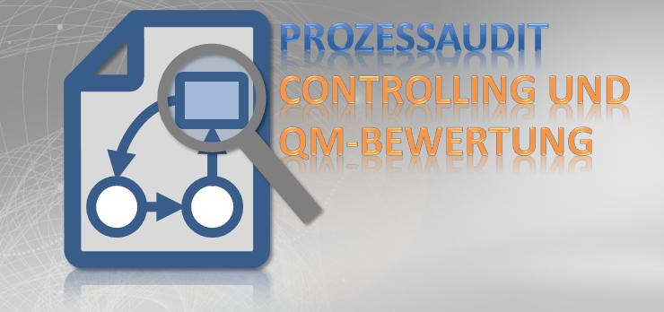Prozessaudit Checkliste Controlling und QM-Bewertung