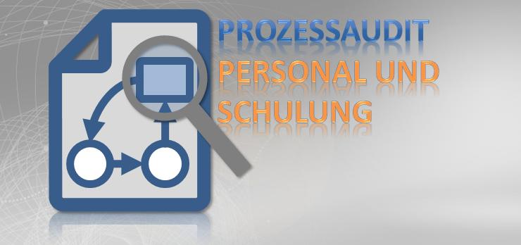 Prozessaudit Checkliste Personal Schulung