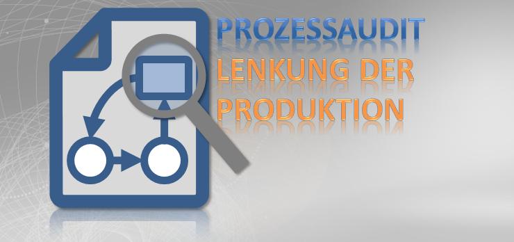 Prozessaudit Checkliste Lenkung Produktion