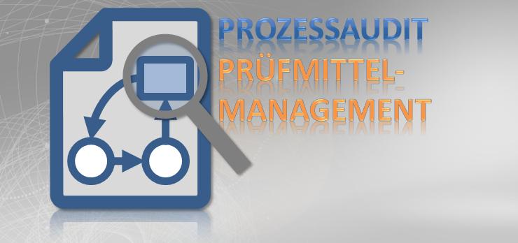 Prozessaudit Checkliste Prüfmittelmanagement