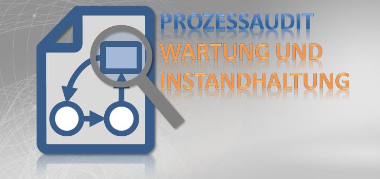 Prozessaudit Checkliste Wartung Instandhaltung