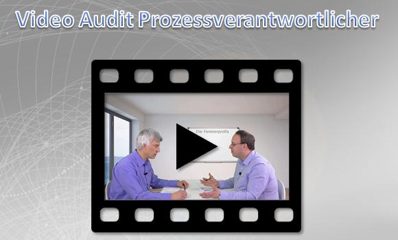 Audit Prozessverantwortlicher