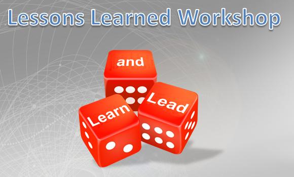 Lessons Learned Workshop Vorlage