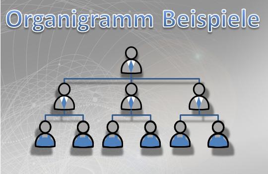Organigramm Beispiele