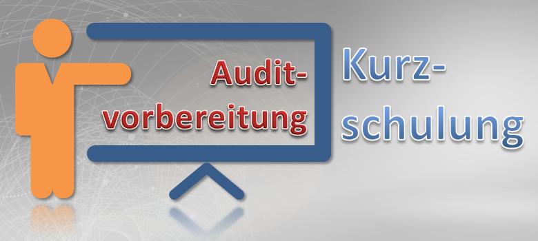 Auditvorbereitung Kurzschulung