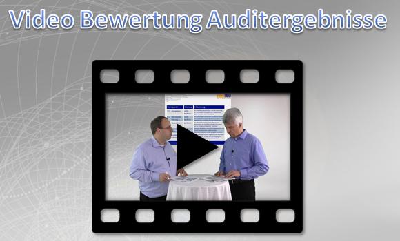 Bewertung von Auditergebnissen Videotraining