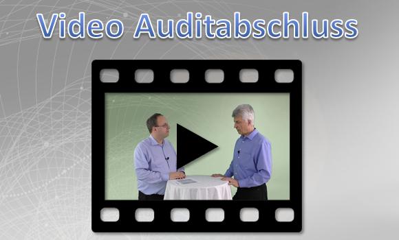 Auditabschluss Lernvideo