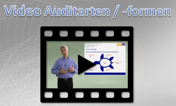 Auditarten und Auditformen Videotraining