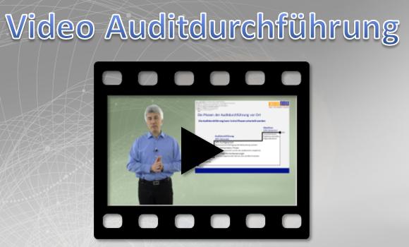 Auditdurchführung Videotraining
