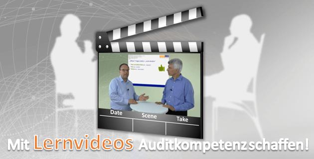 Know-NOW - mit Lernvideos Auditkompetenz schaffen!