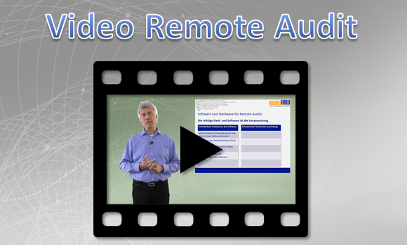Remote Audit Lernvideo