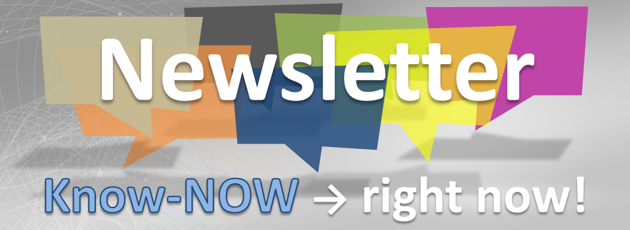 Newsletter Infoseite
