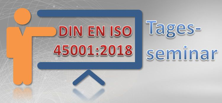 ISO 45001:2018 Seminarpaket TopTraining
