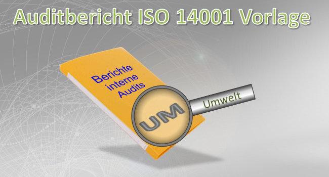 Auditbericht ISO 14001 Muster
